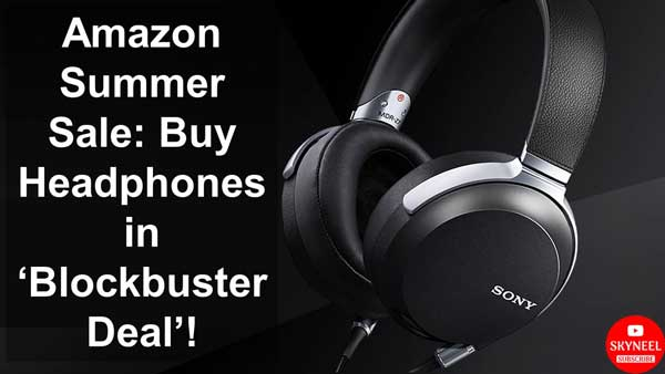 Buy Headphones in 'Blockbuster Deal