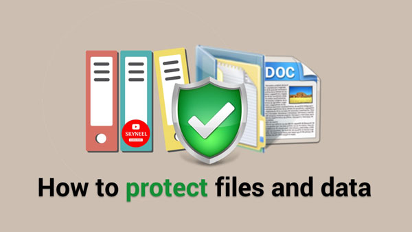 protect files and data